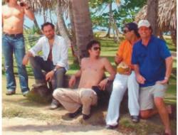 Brad Pitt se siente fascinado por la belleza natural de Miches
