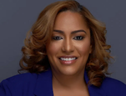 Cristina Contreras es como la nueva presidenta del Desfile Dominicano