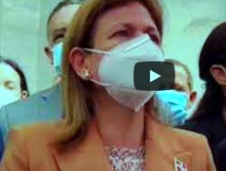 Raquel Peña dice país rompió récord de vacunados ayer
