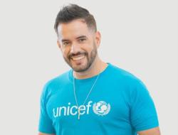 Manny Cruz es nombrado nuevo Embajador Nacional de Buena Voluntad por UNICEF.