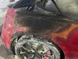 El Alfa rompe el silencio sobre su Bugatti quemao