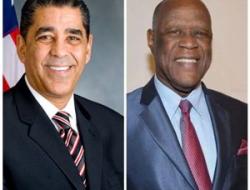 Congresista Adriano Espaillat rinde homenaje póstumo en el congreso de los Estados Unidos al icono del merengue Johnny Ventura