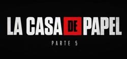 Tráiler de la quinta temporada de ''La Casa de Papel''