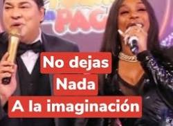 """""""El Pachá"""" dice que Candy Flow nunca salió al aire en """"Pégate y Gana"""". El comunicador ha recibido cientos de críticas."""