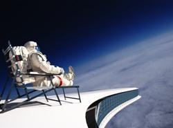 Esta es la agenda de turismo en el espacio, ¡que inicia hoy!