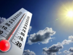 ¡Qué calor! Pronostican disminución de lluvias y altas temperaturas para este viernes