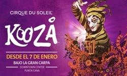 Cirque du Soleil regresará a Punta Cana con 70 funciones