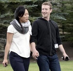 Mark Zuckerberg el director ejecutivo de Facebook anuncia que será padre de una niña