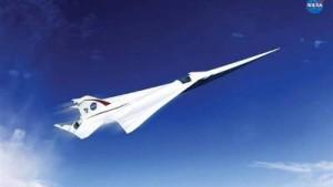 Avion-Supersonico