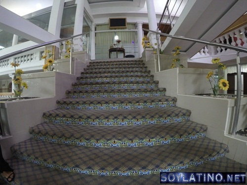 La casona dorada un hotel acogedor y familiar en el for Hotel familiar en capital